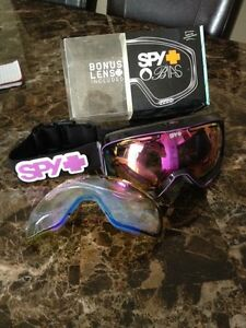 SPY Optics Snowboard goggles