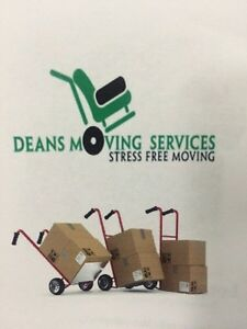 Deans moving