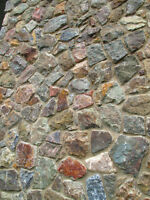 Stone (real)  for interior/exterior