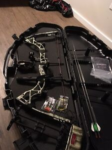 Bow -- brand new just used for target practice