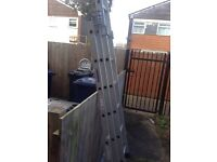 Ladders 3 tier