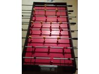 "Table football ""Rapid Fire"" 4ft x 2ft"