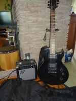 SX-gg Electric Guitar, Les Paul knockoff