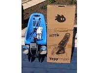 Yepp rear child bike seat