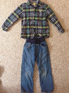 Brand name 4T boys clothes