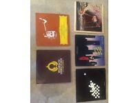 x5 Classic LP's