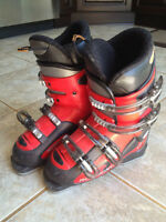 botte de ski junior boots