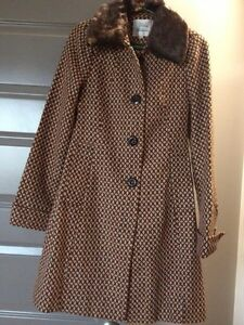 Ladies coat.