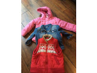Large Bundle Of Girls Clothes 18-24 months