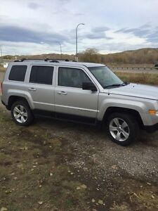 2011 Jeep Patriot Latitude 4x4 SUV Auto Start