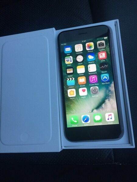 Cheap iPhone 6in Ashby de la Zouch, LeicestershireGumtree - IPhone 6 on EE network in excellent condition comes boxed with plug, no lead. Collection from loughbrough or can deliver for fuel