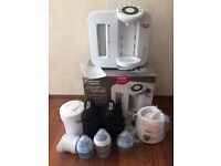 Tommee tippee perfect prep with extras