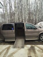 2006 Chevrolet Uplander Braun EnterVan (accessible)