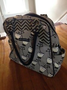 Diaper bag - Petunia Pickle Bottom - organic