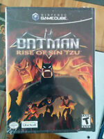 Batman: Rise of Sin Tzu (Game Cube) (Brand New Factory Sealed)