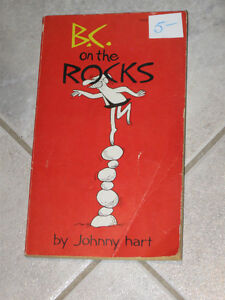..B.C.on the ROCKS..by JOHNNY HART...From the '70's...