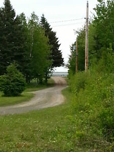 Lot with Storage shed + Hydro
