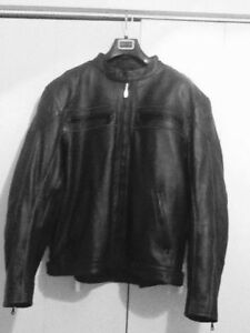 3in1 - Triumph Leather Riding Jacket Beautiful Condition