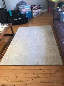 Two Large Area Mats For Sale