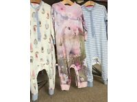 Next girls onsies