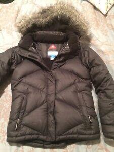Girls medium Columbia jacket