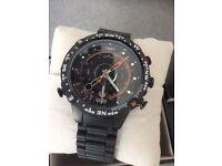 Timex Intelligent T2N738 Quartz Tide-Compass-