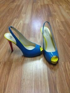 Colourful GUESS Shoes 8.5 - $10 OBO