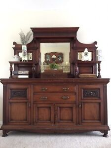 Must sell - Antique Victorian Sideboard
