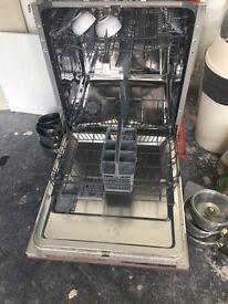 Dishwasher integrated