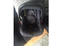 O baby car seat 0-9 months