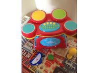 Childs music set inc electric drums