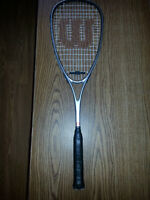 Graphite Squash Racquets - Like New in Crowsnest Pass