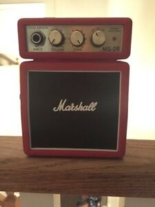 Marshall Mini MS-2R Travel Amp