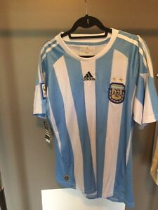 Brand new with tags Messi Jersey