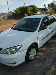 Toyota Camry 2003 Auto 1 Month rego Winnellie Darwin City Preview