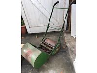 Qualcast Panther 'ball bearing' retro vintage lawn mower