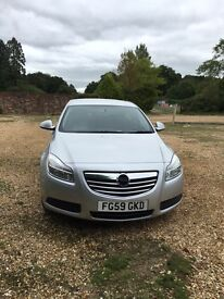 Vauxhall insignia 2.0 diesel automatic