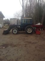 3910 Ford 4x4 Ford tractor