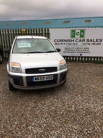 Ford Fusion semi automatic only 96000 miles 12 months mot 6 months warranty