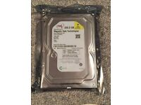 250gb internal sata 2 hard drive - unopened and unused.