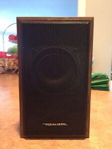 Realistic Minimus 18 speaker