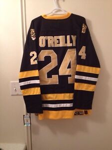 Boston Bruins Terry O'Reilly jersey