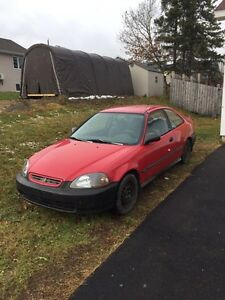 1997 Honda Civic coupe