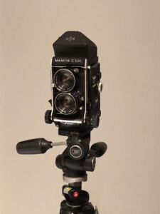 Mamyia C330 Professional medium format camera