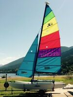 16' Hobie Cat For Sale