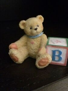 """Cherished Teddies collectables """"T"""" and """"B"""" St. John's Newfoundland image 2"""