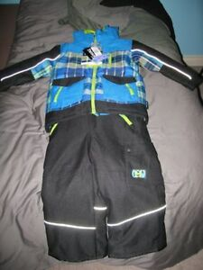 BNWT Monster Snow Suit size5