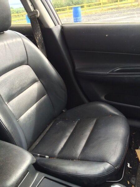 Mazda 6 sport leather interior including door cards - Mazda seats - mazda parts - usedcarparts-com