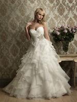 Stunning Allure Bridal Dress #8862