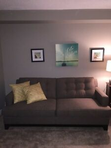Sears Sofa. 12 months old. $500 London Ontario image 1